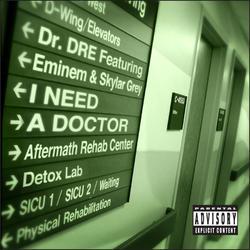 View album Dr. Dre - I Need a Doctor (feat. Eminem & Skylar Grey) - Single