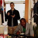 View artist Chiddy Bang