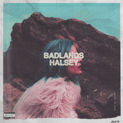 View album Halsey - BADLANDS (Deluxe Edition)