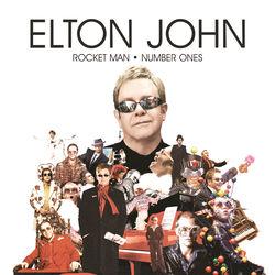View album Elton John - Rocket Man: Number Ones