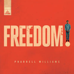View album Pharrell Williams - Freedom - Single