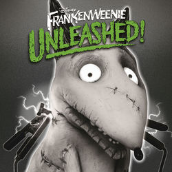 View album Frankenweenie Unleashed! (Music Inspired by the Motion Picture) [Bonus Track Version]