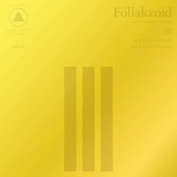 Föllakzoid - III (2015) [iTunes Plus AAC M4A]