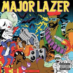 View album Major Lazer - Guns Don't Kill People...Lazers Do (Bonus Track Version)