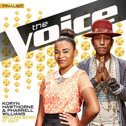 View album Koryn Hawthorne & Pharrell Williams - We Can Work It Out (The Voice Performance) - Single