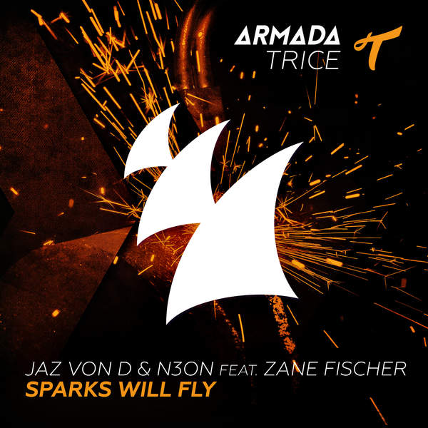 Jaz von D & N3ON – Sparks Will Fly (feat. Zane Fischer) – Single (2015) [iTunes Plus AAC M4A]