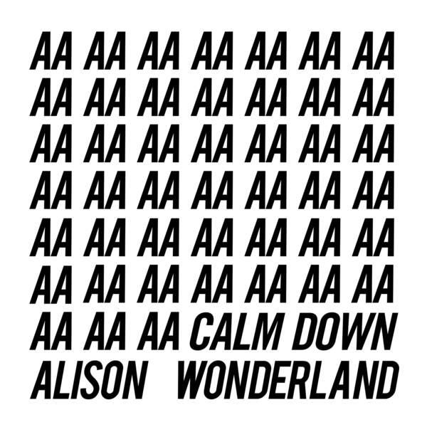 Alison Wonderland – Calm Down EP (2014) [iTunes Plus AAC M4A]