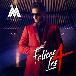 View album Maluma - Felices los 4 - Single
