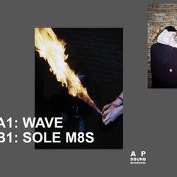 View album Mura Masa - Wave / Sole M8s - Single