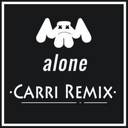 View album Marshmello - Alone (Carri Remix) [feat. Carri] - Single