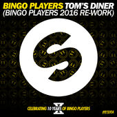 Tom's Diner (Bingo Players 2016 Re-Work) [Extended Mix] - Single, Bingo Players