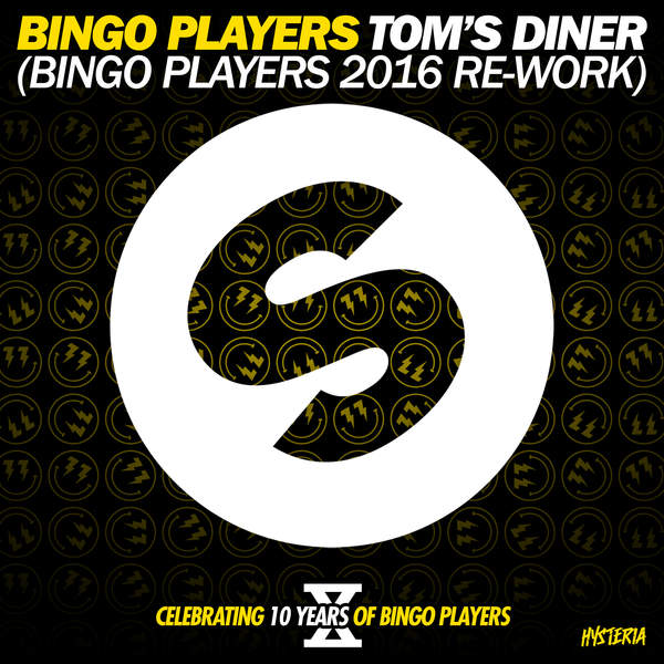 Bingo Players - Tom's Diner (Bingo Players 2016 Re-Work) [Extended Mix] - Single [iTunes Plus AAC M4A] (2016)