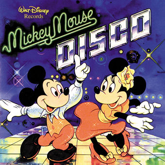 Mickey Mouse Disco – Various Artists