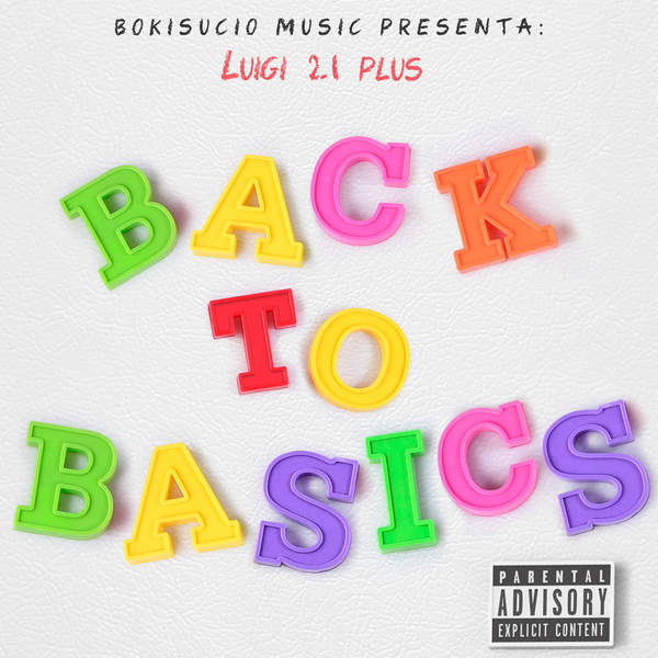 Luigi 21 Plus - Back to Basics [iTunes Plus AAC M4A] (2016)