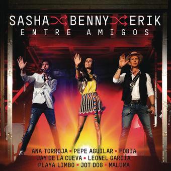 Sasha, Benny y Erik – Entre Amigos (En Vivo Entre Amigos) [iTunes Plus AAC M4A]