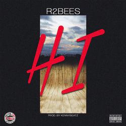 View album R2Bees - Hi - Single