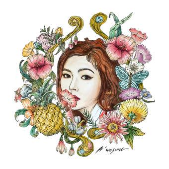 A'wesome – EP – HyunA