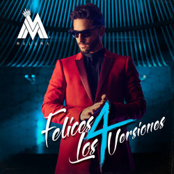 View album Maluma - Felices los 4 (4 Versiones) - EP