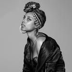 View artist Alicia Keys