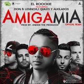 El Roockie – Amiga Mía (Remix) [feat. Zion y Lennox, J. Kiles & Alkilados] – Single [iTunes Plus AAC M4A] (2014)