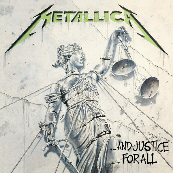 Metallica - ...And Justice for All [iTunes Plus AAC M4A] (1988)