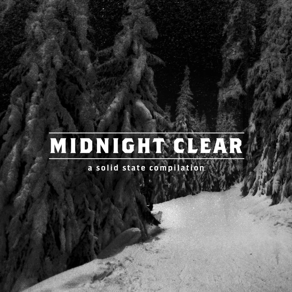 Various Artists - Midnight Clear (2014)