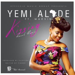 View album Yemi Alade - Kissing (French Remix) [feat. Marvin] - Single