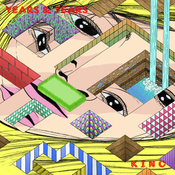 Years & Years – King – Single (2015) [iTunes Plus AAC M4A]