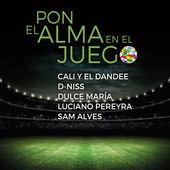 Luciano Pereyra – Pon El Alma En El Juego (feat. D-Niss, Dulce María, Sam Alves & Cali y El Dandee) – Single [iTunes Plus AAC M4A] (2015)