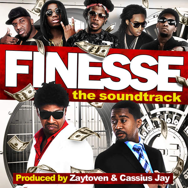 Various Artists – Finesse the Soundtrack (2015) [iTunes Plus AAC M4A]