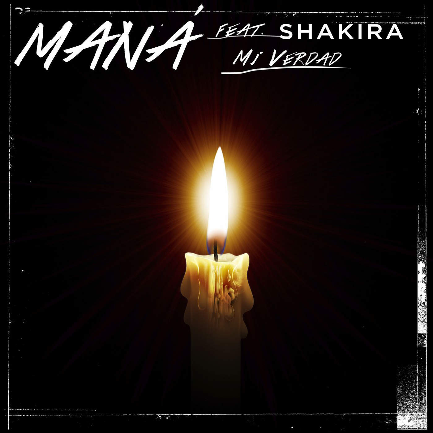 Maná – Mi Verdad (feat. Shakira) – Single [iTunes Plus AAC M4A] (2015)