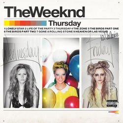 View album The Weeknd - Thursday