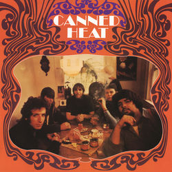 View album Canned Heat - Canned Heat