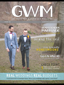 Gay Weddings and Marriage Magazine LOGO-APP點子