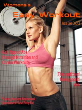 Women's Easy Workout LOGO-APP點子