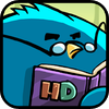 Nerdy Birds Social™ HD by Megatouch icon