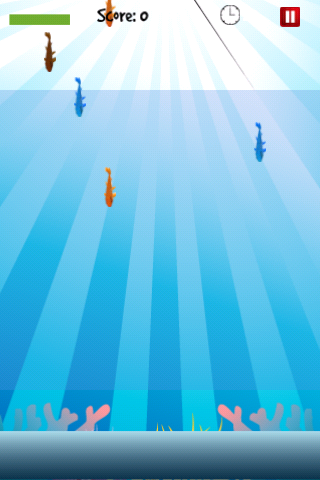 Tap Fishing Pro Screenshot