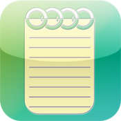 Flip Note for iPad Review icon
