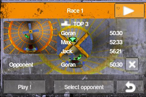 Bullet Race
