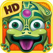 Zuma's Revenge! HD Review icon