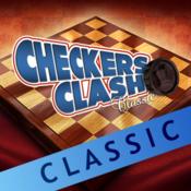 Checkers Clash Classic for Mac icon