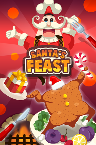 Santa's Feast! screenshot 1