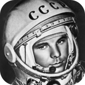108 Minutes Flight Celebrates The Life of Yuri Gagarin icon