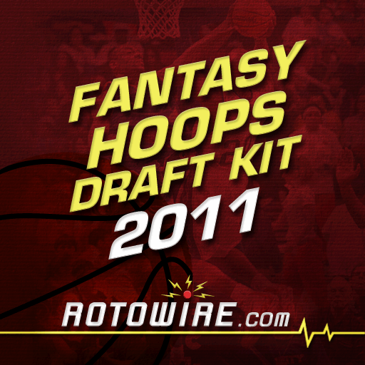 RotoWire Fantasy Hoops Draft Kit 2011
