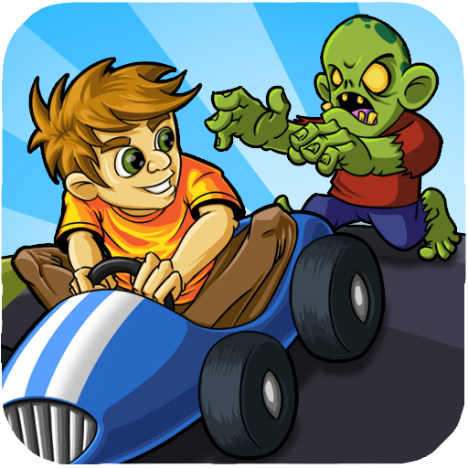 A Zombie Gokart Road Race Free Game - Games by Jimm Apps