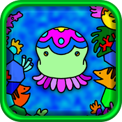 Aquarium Coloring ~Ocean Life~ Review icon
