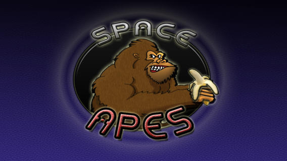 Space Apes : Free Flying War Battle Ships