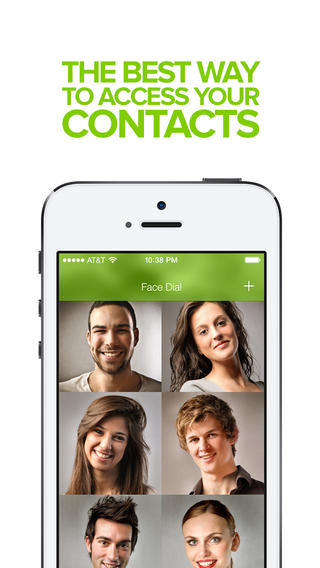 Fast Dial ~ photo dialer and social app launcher for your contacts