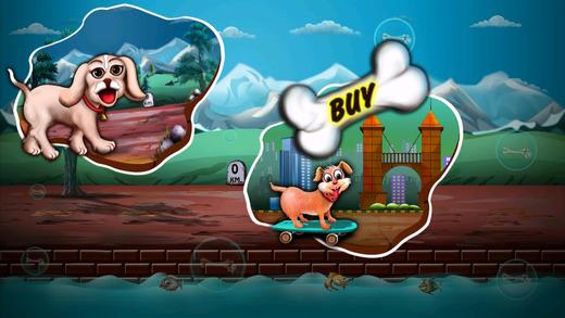 Doggy On The Run
