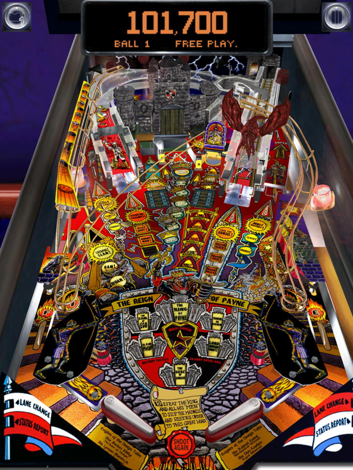 Pinball Arcade - iPhone Mobile Analytics and App Store Data